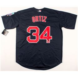 2484f0389 David Ortiz Signed Red Sox Jersey Inscribed