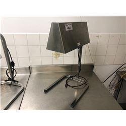 VOLLRATH 2 LAMP INFARED WARMER MODEL OHC-500