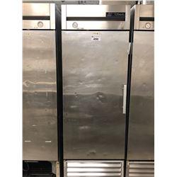 TRUE SINGLE DOOR  STAINLESS REFRIGERATOR (MODEL T-23)