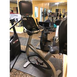 STAR TRAC  EXERCISE BIKE WITH MONITOR