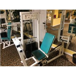 APEX SEATED LEG PRESS