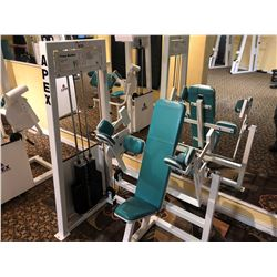 APEX  TRICEP MACHINE