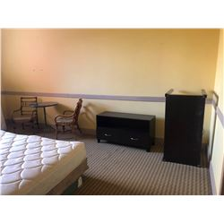 ROOM 127 INCLUDING: BF, 2MF, MW, 2HB, D, 4EU, 8SC, 3ST, AM, CT, 2TL, 2FL, MISC CONTENTS OF SUITE