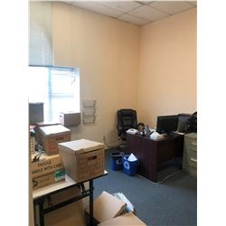 MISC CONTENTS OF EXECUTIVE OFFICE