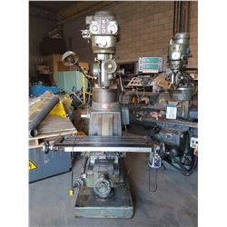 Ex-Cell-O Milling Machine with Mitutoyo Digital Read Out and Feed