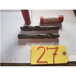 """Drill 29/32"""" shank 3/4"""""""
