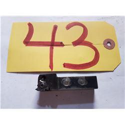 """Tool Holder 1/2"""" for inserts ER-16"""