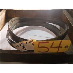 """BandSaw Blades 114""""x3/4"""" 8t"""