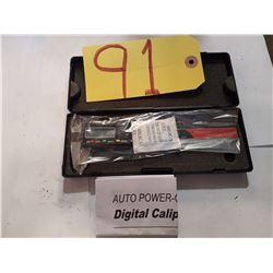 "Auto Power-Off Digital Caliper 4"""