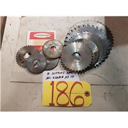 Slitting Saw