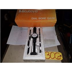Mitutoyo 545-136 Dial Bore Gage .0001