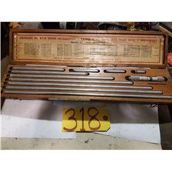 "Starrett No.823E Inside Micrometer Range 4"" to 40"""