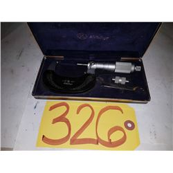 "Mitutoyo Micrometer 1""-2"" 102-224"