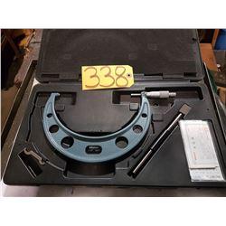 "Mitutoyo 103-184 Micrometer 7""-8"""