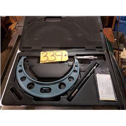 "Mitutoyo 103-185 Micrometer 8""-9"""