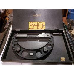 "Moore & Wright #971  Micrometer 9""-10"""