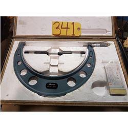 "Mitutoyo 103-187 Micrometer 10""-11"""