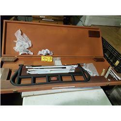 "Starrett No 725L Special Micrometer 18"" to 24"""