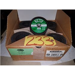 Box of KETo K-Cup Grinding Wheels