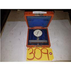 BROWN & SHARPE No.609 DIAL INDICATOR DEPTH MICROMETER