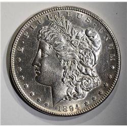 1894-S MORGAN DOLLAR  CH BU