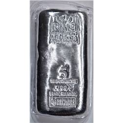 5oz .999 SILVER RMC BAR