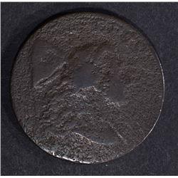1794 LARGE CENT, G porosity