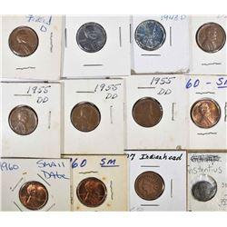 CONSTANTIUS ANCIENT COIN; 1907