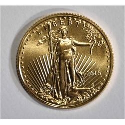 2015 1/10 oz AMERICAN GOLD EAGLE