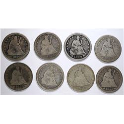 8 - AVG CIRC SEATED QUARTERS