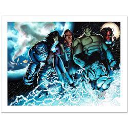 Incredible Hulks #615 by Stan Lee - Marvel Comics