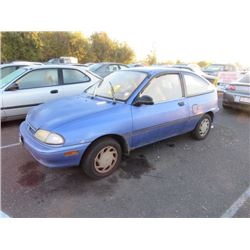 1995 Ford Aspire