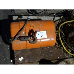CM 1 TON ELECTRIC CHAIN HOIST