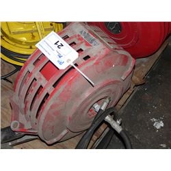 RETRACTA AIR LINE HOSE REEL
