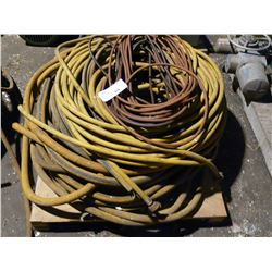 PALLET OF ASSORTED AIR LINE