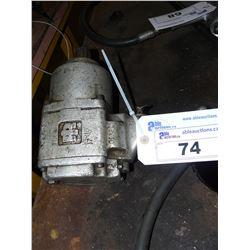 INGERSOLL-RAND MODEL 290 HEAVY DUTY PNEUMATIC IMPACT WRENCH