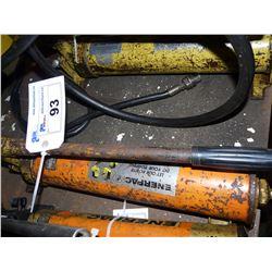 ENERPAC MANUAL HYDRAULIC POWER PACK
