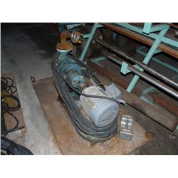 LARGE ELECTRIC PUMP WITH MOTOR