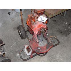 HOMELITE MODEL 111DP3 GAS POWERED DIAPHRAGM PUMP