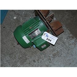 3 PHASE 5 HP INDUCTION MOTOR WITH IMPELLER