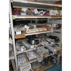 CONTENTS OF RACKING BAY INC. WELDING RODS AND WIRE