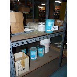 ASSORTED FOAM, SHOP AND MILL INVENTORY