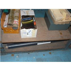 CONTENTS OF BOTTOM SHELF INC. HEAVY DUTY ELECTRICAL EQUIPMENT AND MORE
