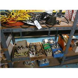 CONTENTS OF BAY OF RACKING INC. HEAVY DUTY FUSES AND MORE