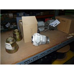 CONTENTS OF 2 BAY INC. WIRING, ELECTRICAL COMPONENTS AND MORE