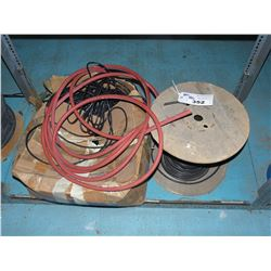 LOT OF ASSORTED CABLING