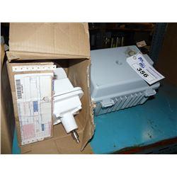 LOT OF ELECTRICAL BOX ENCLOSURES
