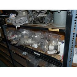 CONTENTS OF BAY OF RACKING INC. ELECTRICAL, SWITCHES AND MORE