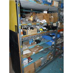 CONTENTS OF BAY OF RACKING INC. ELECTRICAL COMPONENTS, TRANSFORMERS AND MORE