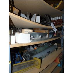 CONTENTS OF BAY INC. HEAVY DUTY CABLE CLAMPS, BIMBA DOUBLE WALL MRS UNITS AND MORE